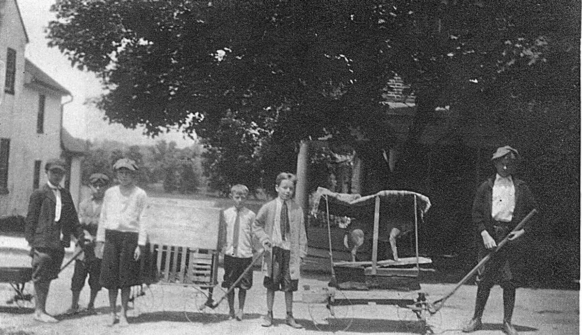 My Waterford Virginia Years in the Thirties | History of