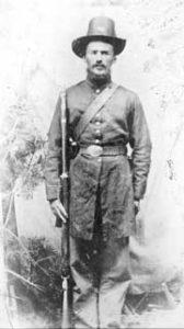 Gochy Charles. Company F, 24th Michigan (Iron Brigade)