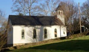 John Wesley Church Waterford VA