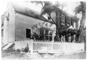 Thomas Moore's home (Janney-Phillips house) - circa 1883 40132 Bond Waterford VA