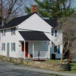 James Lewis House in Waterford Virginia