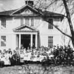 Old School 1910