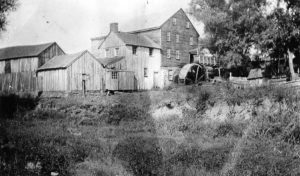 Schooley Mill 1920 in Waterford VA
