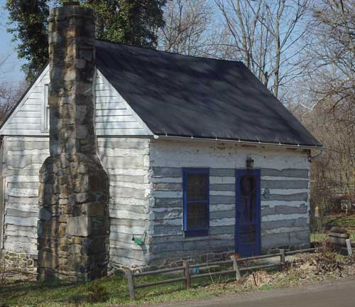 Log Cabins In Waterford Early And Late History Of