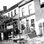 Arch Row 1890s in Waterford VA