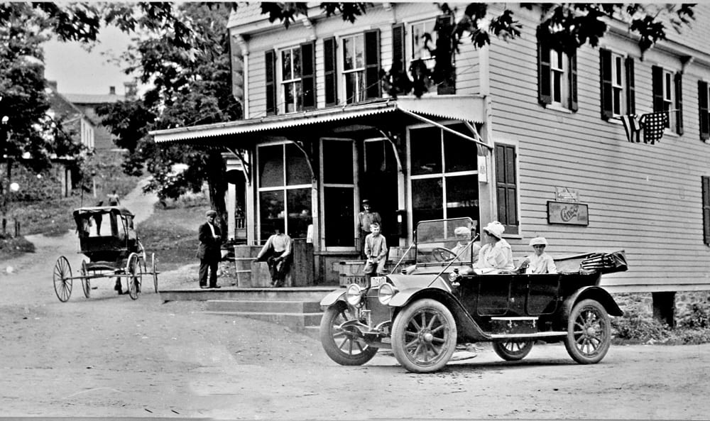 Waterford Automobile Anecdotes | History of Waterford Virginia