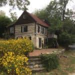 Weavers Cottage on Water Street in Waterford VA